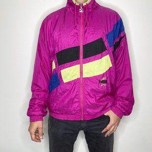 Vintage Puma Sports Track Jacket